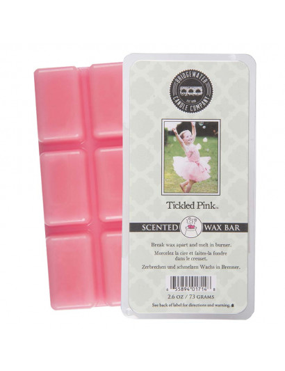 Tickled Pink Scented Wax Bar