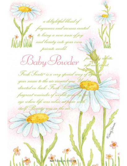 Baby Powder Scented Sachet