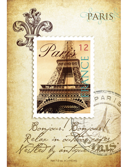Paris Scented Sachet