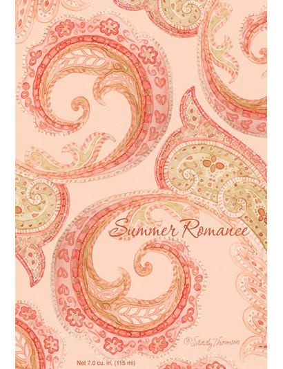Summer Romance Scented Sachet