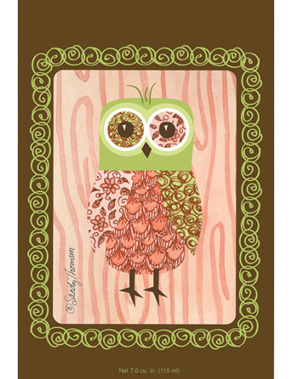 Pink Owl Scented Sachet
