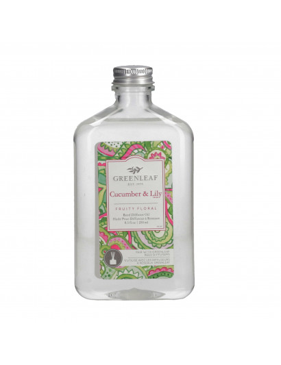 Cucumber Lily Reed Diffuser...