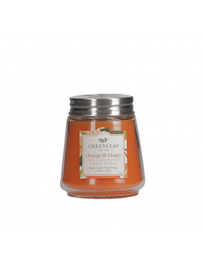 Orange & Honey Petite Candle