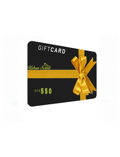 Gift Card (₵550)