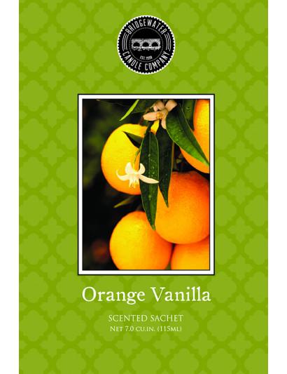 Orange Vanilla Scented Sachet