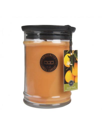 Orange Vanilla Large Candle