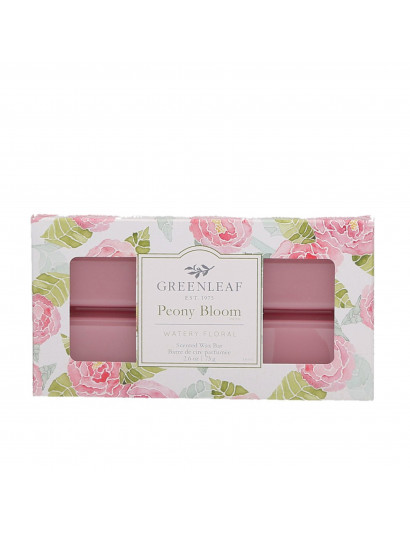 Peony Blooms Scented Wax Bar