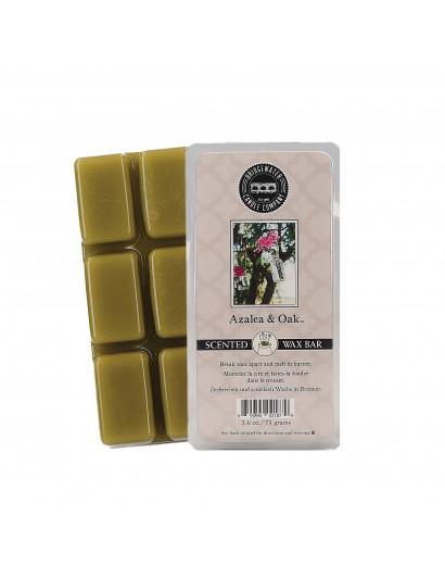 Azalea & Oak Scented Wax Bar