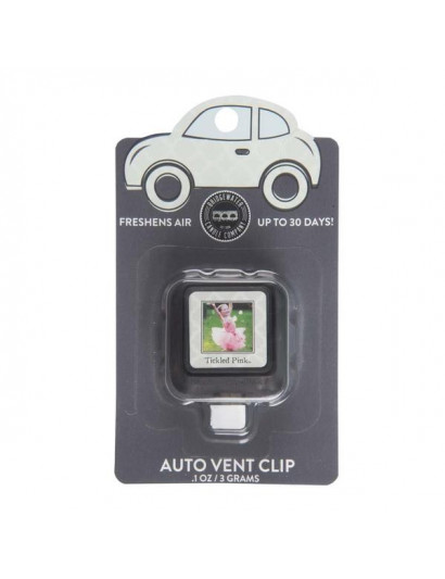 Tickled Pink Car Fragrance
