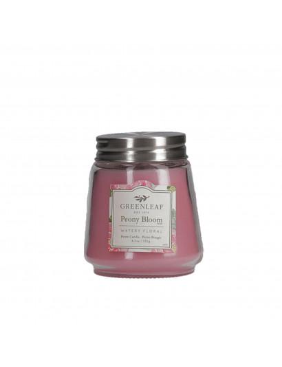 Peony Bloom Petite Candle