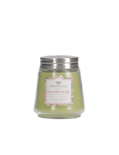 Cucumber Lily Petite Candle