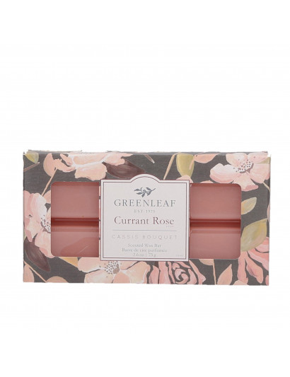 Currant Rose Scented Wax Bar