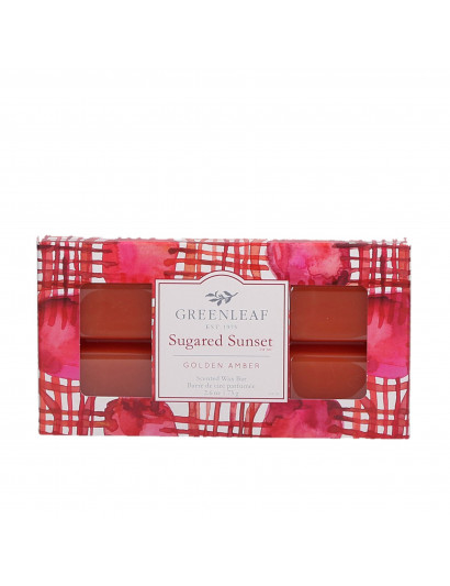 Sugared Sunset Scented Wax Bar