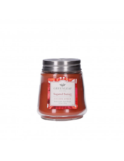 Sugared Sunset Petite Candle