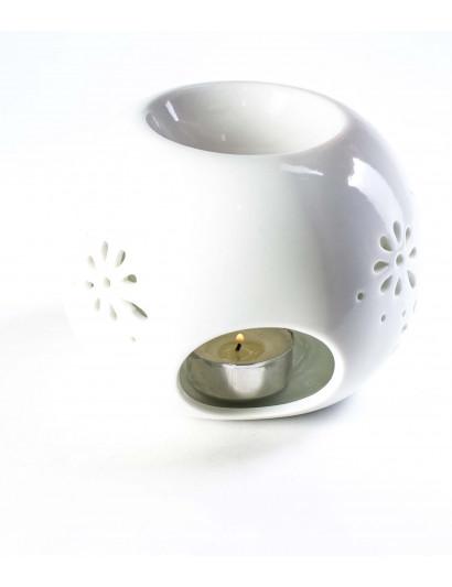 Ceramic Oil Burner -Round