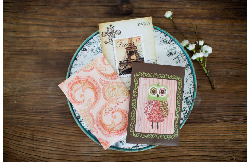 WHAT IS A SCENTED ENVELOPE SACHET AND HOW DO I USE IT?